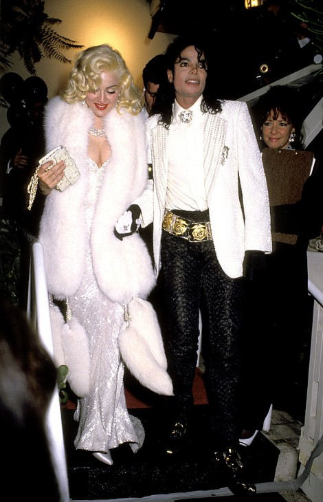 Madonna-1991-Academy-Awards