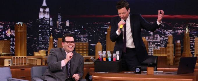 Jimmy Fallon και Josh Gad
