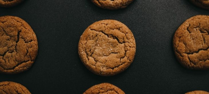 cookies με ginger