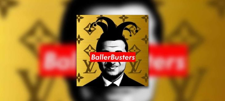 Instagram account BallerBusters