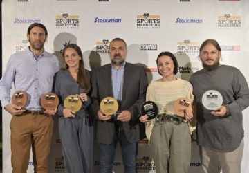 ΟΠΑΠ σταSports Marketing Awards.