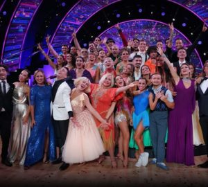 Dancing With The Stars πρεμιέρα